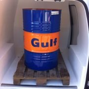 Gulf oil and lubricants - R-Kempen